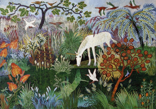 Anna Pugh, Unicorn Pool, 2018