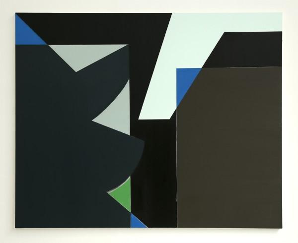Nancy Milner, Slab, Shade, Water, 2013