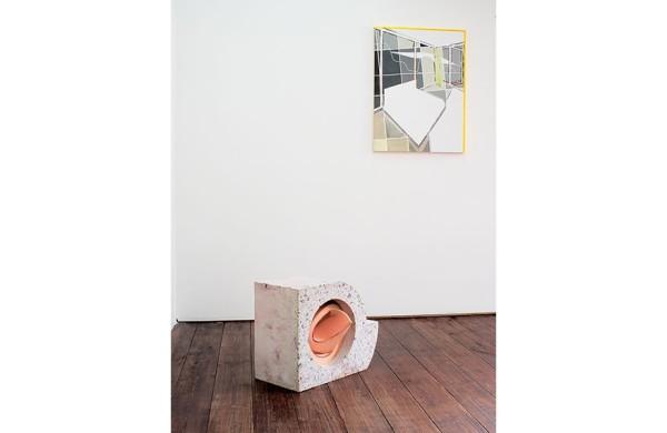 Gabriel Hartley and Umberto Bellardi Ricci (sculpture) and David Ben White (painting)