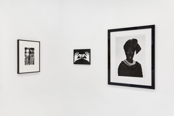 From left: Hannah Wilke (photograph); Sophie Thun (photograph); Zanele Muholi (photograph)