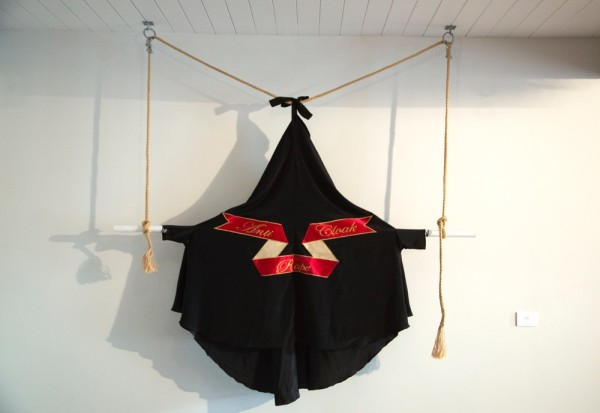 Sarah Maple, Anti Rape Cloak, 2015