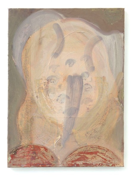Grant Foster, Elephant Mask, 2014