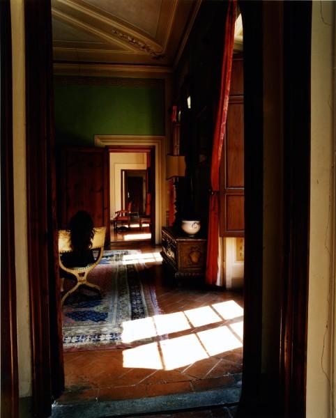 Liane Lang, The Light Strikes Through the Window, 2010