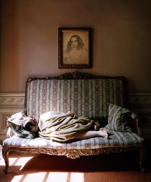 Liane Lang, The Sleep, 2014