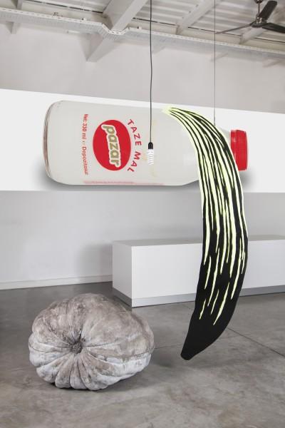 Jonathan Trayte, Big Crescent, 2014