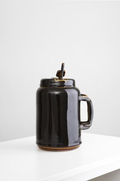 Matthias Merkel Hess, 100 oz Travel Mug (black), 2013