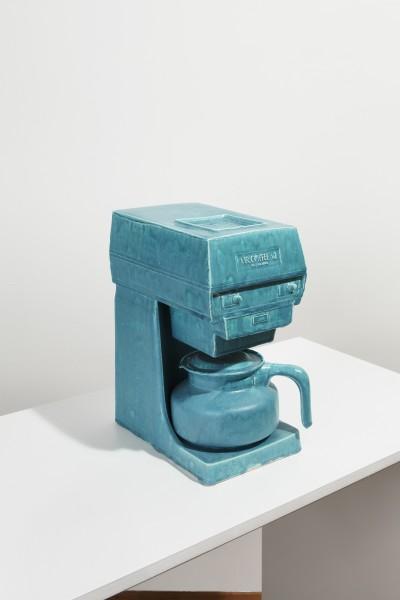 Matthias Merkel Hess, Mr. Coffee MCS-12 (blue), 2013
