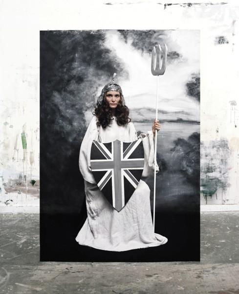 Clarisse d'Arcimoles, Britannia, 2013