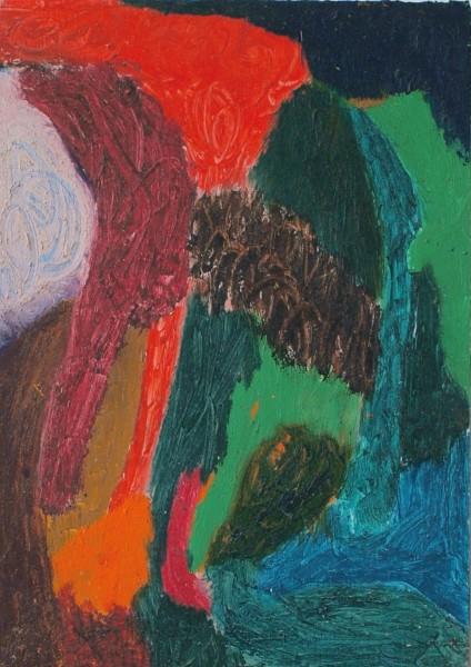Ralph Hunter-Menzies, Further Beyond I, 2012