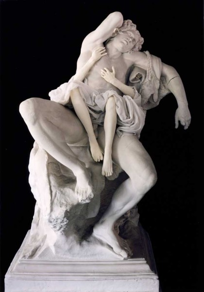 Liane Lang, Lovers (The Barberini Faun), 2009