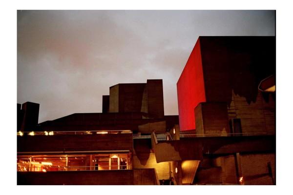 Corrado Sassi, Hayward Gallery, 2011