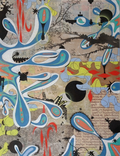 Tilo Kaiser, wild at heart, 2010