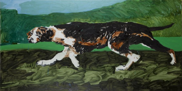 Charlie Billingham, Pointer, 2012