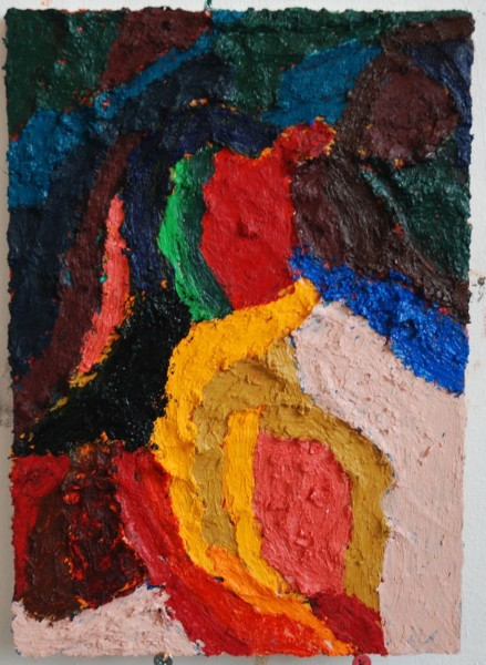 Ralph Hunter-Menzies, Abstract Composition IV, 2012