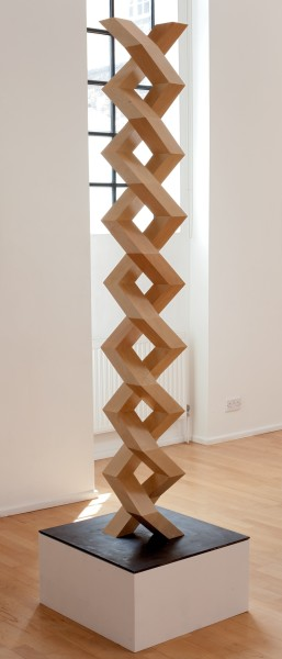 Robert Phillips, Double Helix (40:90), 2010