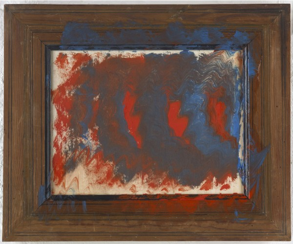 Howard Hodgkin, Technicolor, 2009-2010