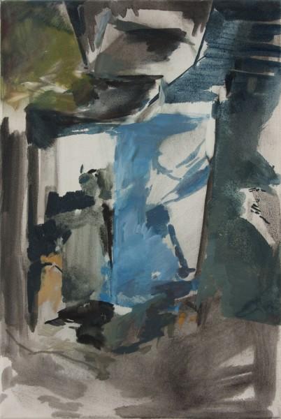 Wendy McLean, Standing vertical, 2011
