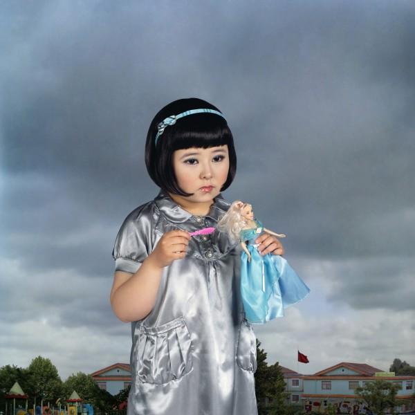 Yu Xiao, Never Grow Up I, 2008