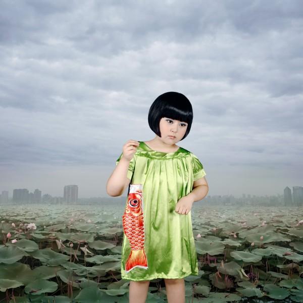 Yu Xiao, Never Grow Up VIII, 2008