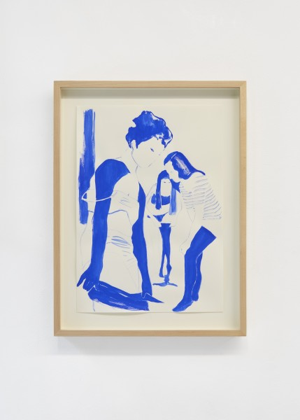 Lisa Brice, Untitled, 2017