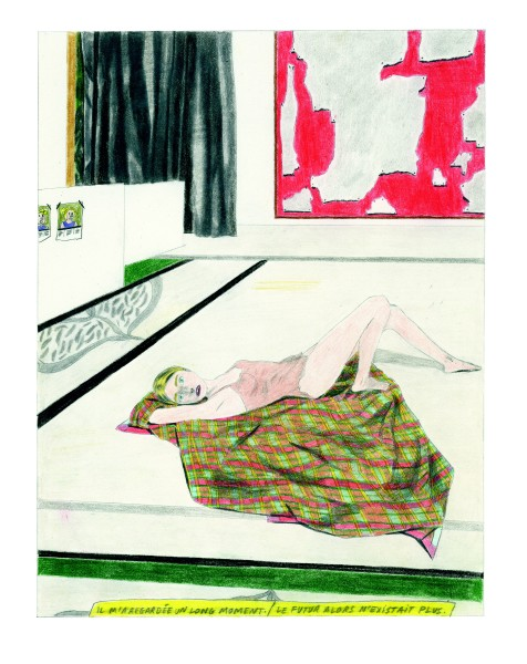 Marie Jacotey, Le futur, 2014