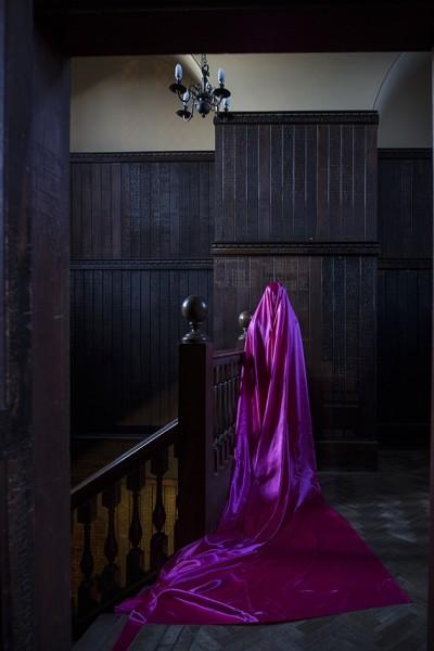 Güler Ates, Purple II, 2016