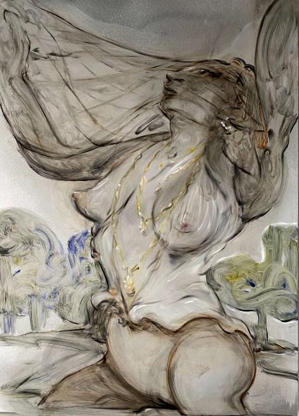 Hannah Murgatroyd, My Eyes Upon Me (Susannah), 2020