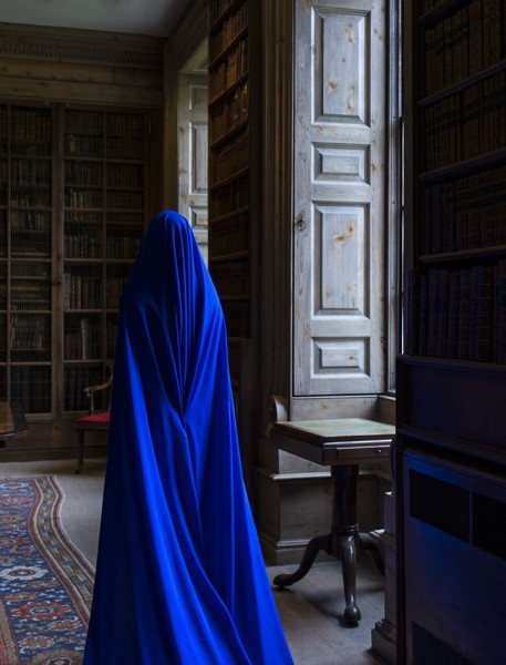 Güler Ates, Eton College Library and She II, 2017