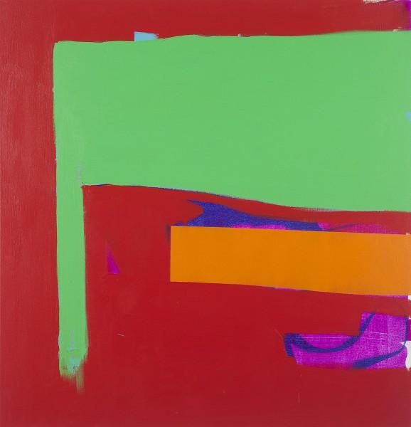 Paul Behnke  Glory of Glories, 2013  acrylic on canvas  50 x 48 in