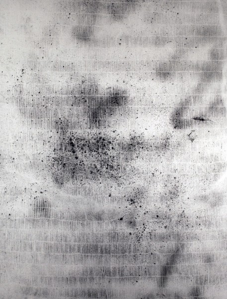 Bradley LaMere  Untitled #3- Swing Low Series, 2013  Powdered Charcoal and graphite on paper  22 x 30