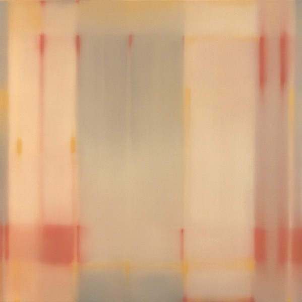 Julian Jackson  Crossing White, 2012  Oil on canvas  54 X 54 inches