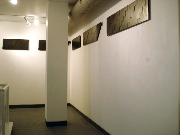 NICOLA CARRINO Installation View