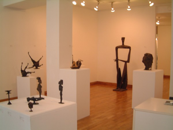 F. E. MCWILLIAM Installation View