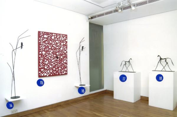 PATRICK O'REILLY Installation View