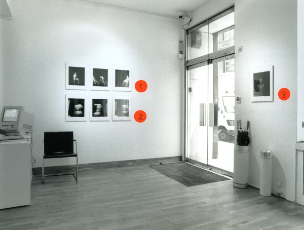 VICTOR SKREBNESKI Installation View