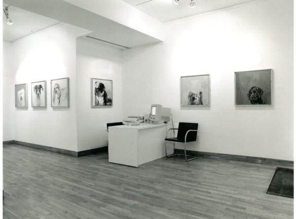 ANDREW EHRENWORTH Installation View