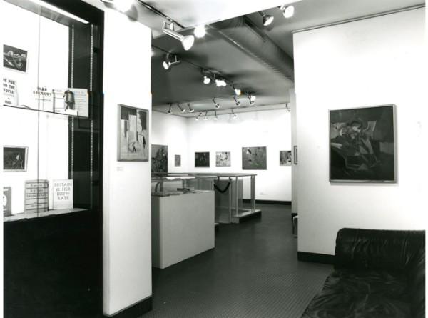 HUMPHREY JENNINGS Installation View