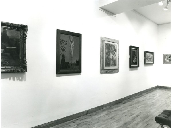 THE ADEANE BEQUEST Installation View