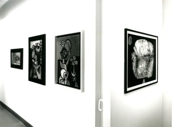 DESMOND MORRIS Installation View