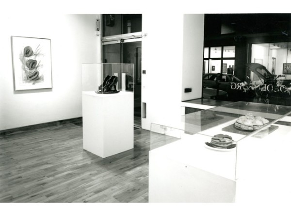 CLAES OLDENBURG Installation View