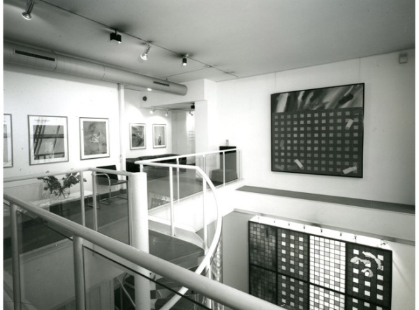 BRIAN CLARKE Installation View