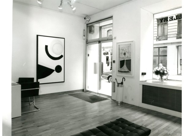 TERRY FROST Installation View
