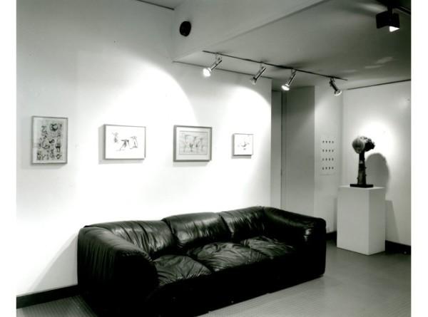F. E. MCWILLIAM Installation View