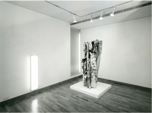 IN MEMORY OF TOINY CASTELLI Installation View