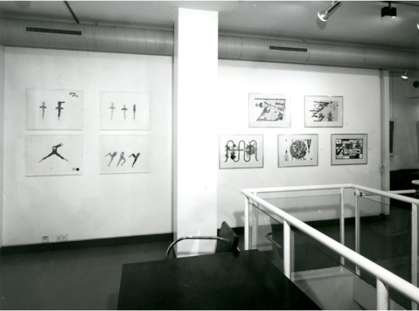 JACK SMITH Installation View