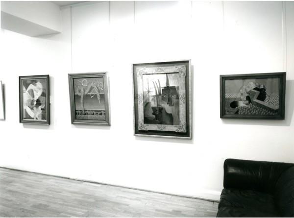 BOLTON ART GALLERY Installation View
