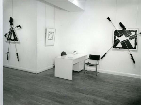 JOE ZUCKER Installation View