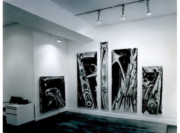 JOE ZUCKER Installation View