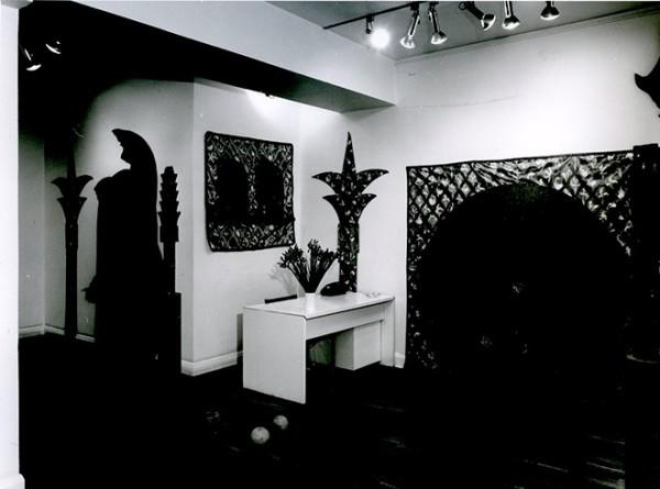 NED SMYTH Installation View