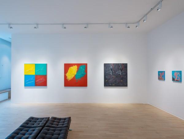 ANTONY DONALDSON | OF MEMORY OF OBLIVION | Installation view